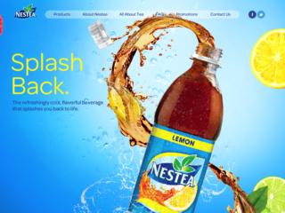 Nestea Splash